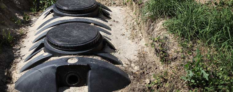 Septic Tank - Top Cause of Well Water Contamination